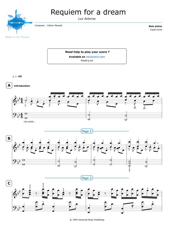 requiem for a dream violin mp3 download