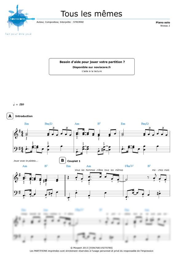 how to read sheet music meme