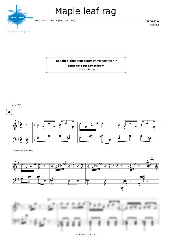 scott joplin piano sheet music pdf