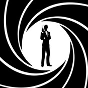 Piano sheet music James Bond Theme (Monty Norman