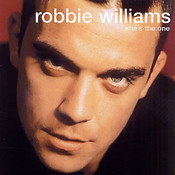 She's The One Robbie Williams